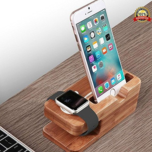 Desktop Charging Cradle (Home-Neat Ladestation Dockingstation Halter-Aufnahmevorrichtung stehen für Apple-Uhr iwatch Iphone Samsung und Mehr)