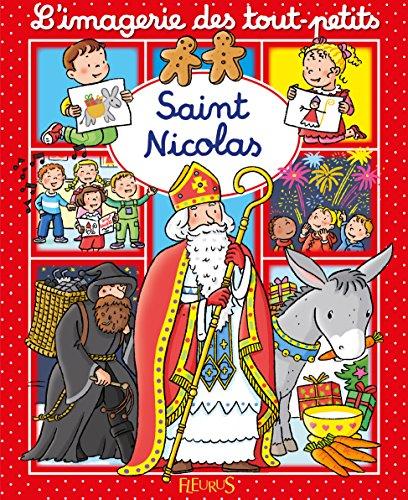 L'imagerie des tout-petits - Saint-Nicolas par Emilie Beaumont