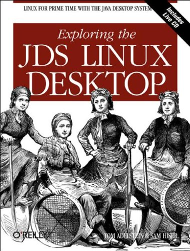 Exploring the JDS Linux Desktop (Classique Us)