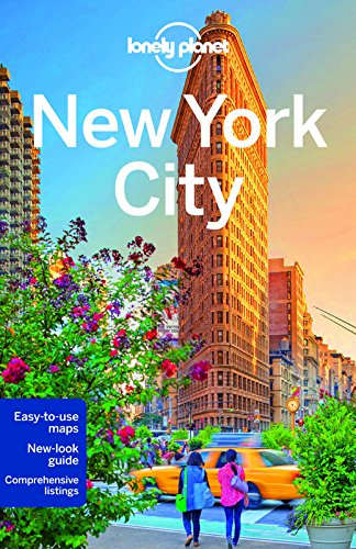 Lonely Planet New York City, English edition (City Guides)