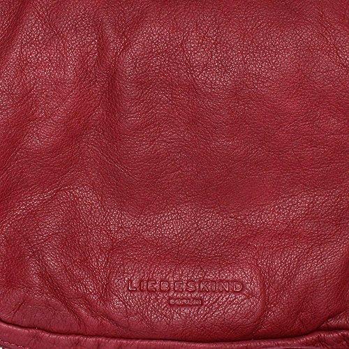 Liebeskind Suzuka F7 Borsa a tracolla pelle 40 cm rot, dunkelrot