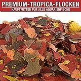 Premium Flockenfutter Tropica Hauptfutter (5 Liter)