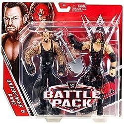 WWE Battle Pack Serie 43 Action Figure - Demon Kane & Il Phenom Il Undertaker