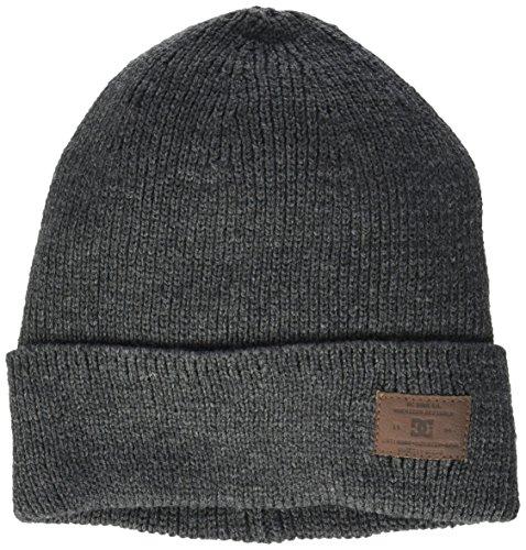 dc-shoes-hubbish-bonnet-pour-homme-gris-taille-unique