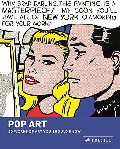 Pop Art: 50 Works of Art You Should Know (50 Works/Art You Should Know) by Gary Van Wyk (Illustrated, 30 Aug 2013) Paperback