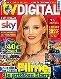 TV Digital Sky Kabel Ausgabe