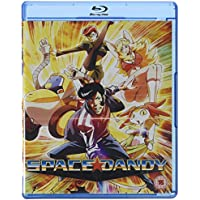 Space Dandy - Complete Blu-Ray Set