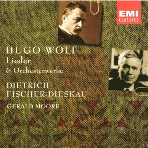 Hugo Wolf - Intégrale des mélodies (Coffret 7 CD)