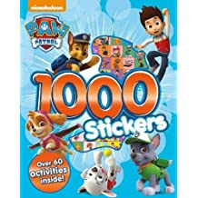 Nickelodeon PAW Patrol 1000 Stickers