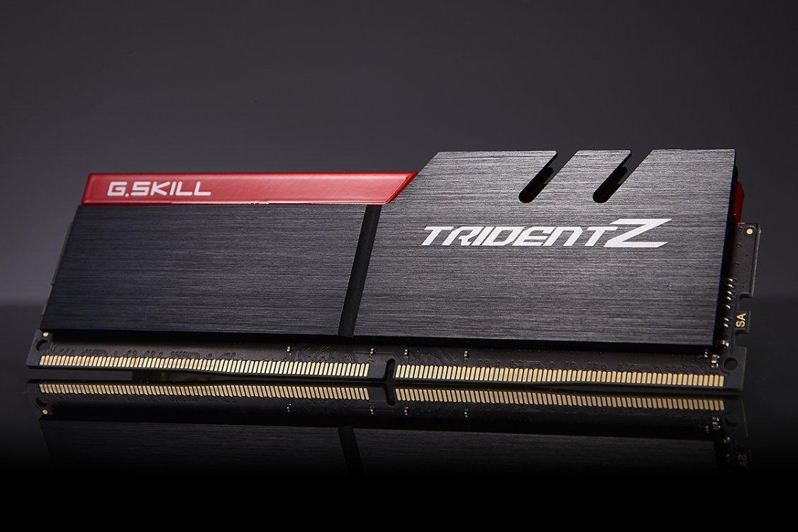 GSkill-F4-3200C16D-16GTZB-16GB-8GBx2-GSKILL-Trident-Z-DDR4-PC25600-3200MHz-C16-Kit