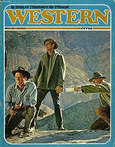 Le film et l'hstoire de l'Ouest - WESTERN N°4 par COLLECTIF