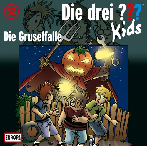 032/Die Gruselfalle