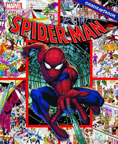 Spiderman - Cherche et trouve