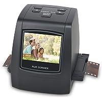DIGITNOW! 22MP Film & Slide Scanner All-In-1,Super 8 Film,110/126 Film, 35mm Negative/Slide to Digital JPEG Converter