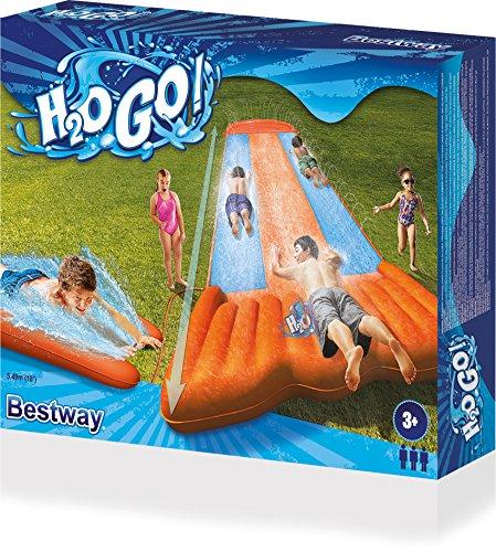 Wasserrutsche – Bestway – H2OGO – 52200 BGLX16GL02 - 15