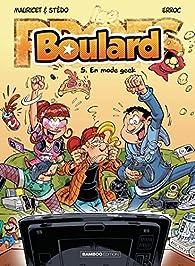 Boulard, tome 5 : En mode geek par  Mauricet
