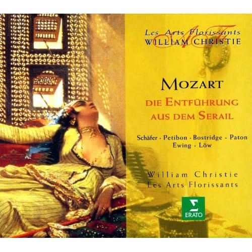 """Mozart : Die Entführung aus dem Serail : Act 1 """"Könnt ich mir doch noch so einen Schurken"""" [Osmin, Pedrillo]"""