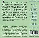 Wie es duftet, wie es bl?ht ... - Die gro?e H?rbuch-Box f?r Gartenfreunde (8 Audio-CDs mit 539 Minuten)