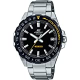 Casio Edifice Analog Black Dial Men's Watch EFV 120DB 1AVUDF ED481