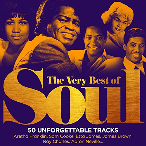 The Very Best of Soul - 50 Unf...
