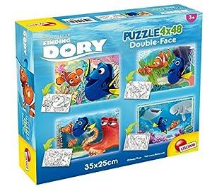 Lisciani 56903Dory Super Puzzle, 4x 48Piezas