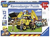 Ravensburger Kinderpuzzle 07604 Bob der Baumeister Kinderpuzzle
