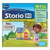 Vtech - 272105 - Jeu Pour Tablette - Hd Storio - Docteur La Peluche
