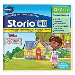 VTech 272005-Juego para Tableta Storio HD