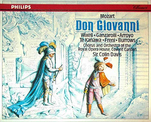 Mozart-Davis-Don Giovanni