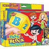 game pass/alphabet block