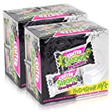 Center Shock Monster Mix 100 Stück - Extra saure Kaugummifüllung (2er Pack)