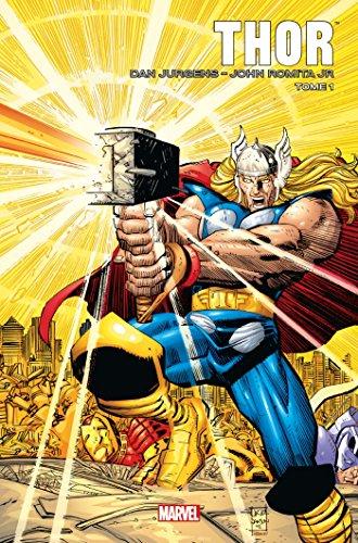 Thor par Jurgens et Romita Jr T01 par John Romita Jr
