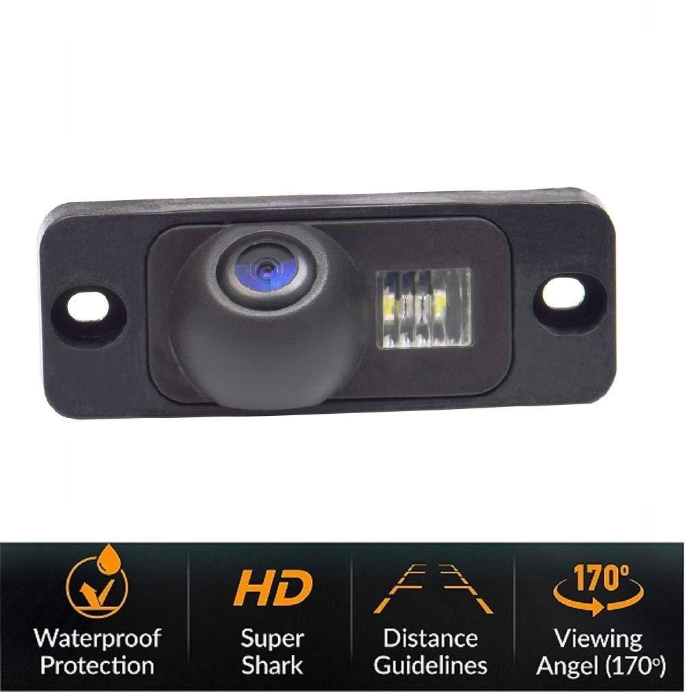 HD-Rckfahrkamera-1280-x-720p-Nummernschildkamera-Nachtsicht-kamera-IP69K-Wasserdicht-fr-Mercedes-W220-W164-W163-X164-ML320-ML350-ML400-ML500-GL450-GL500-S280-S320-S350-S500