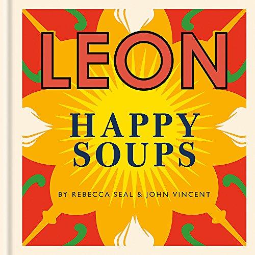LEON Happy Soups (Happy Leons) Red Seal Chef