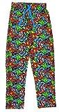 Marvel HEROES - Pantaloni pigiama - Uomo Multicoloured Small