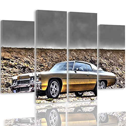 feeby-multipart-canvas-4-parts-wall-art-picture-image-printed-on-canvas-type-b-120x80-cm-car-chevrol