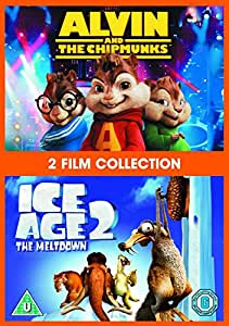Alvin And The Chipmunks/Ice Age 2 [DVD]