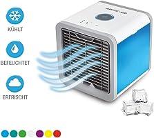 Mediashop Arctic Air Verdunstungsger?t Lufterfrischer mobiler Luftkühler ? mit USB Anschlu? und Netzstecker ?...