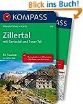 Zillertal mit Gerlostal und Tuxer Tal...