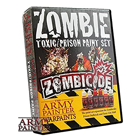 Edge - Zombicide - The army Painter - Zombie Toxic