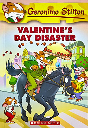 Valentine's Day Disaster (Geronimo Stilton)