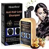 Anti-Hair Loss Shampoo, Hair Growth Shampoo, Natural Treatment Ingredients, Effective Solution for Hair