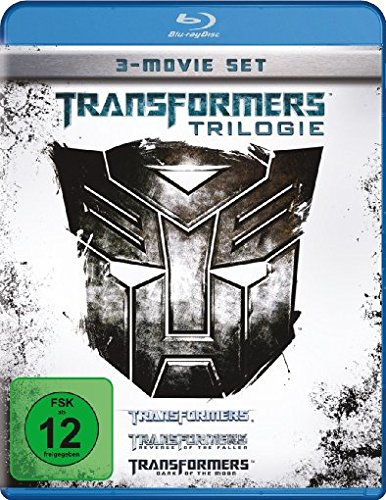Transformers - Trilogie [Blu-ray]
