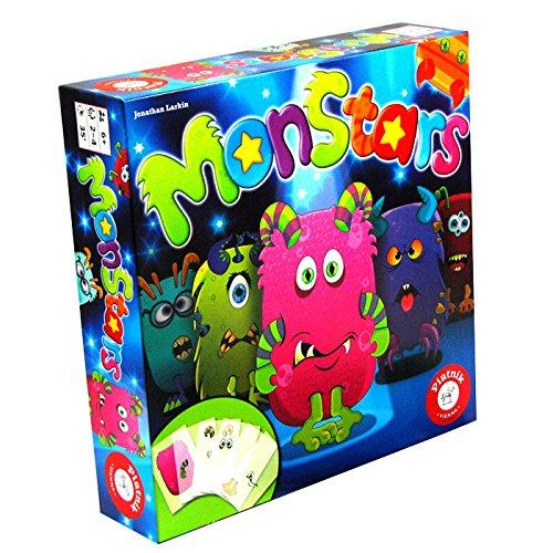 Piatnik 6399 - MonStars Spiel