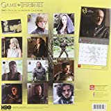 Image de Game of Thrones 2015 Official Calendar-