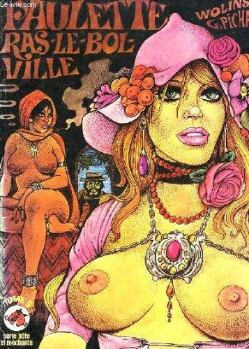 Paulette - tome n5 - ras le bol ville