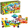 LEGO 10841 DUPLO Fun Family Fair, Easy to build Brick Set