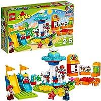 LEGO 10841 DUPLO Fun Family Fair, Easy to build Brick Set