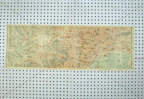 pianificazione-rione-vomero-oporto-della-via-dellitalia-della-mappa-di-1925-bleu