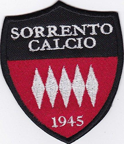 Patch Escudo Sorrento Fútbol Escudo Logo cm 7x